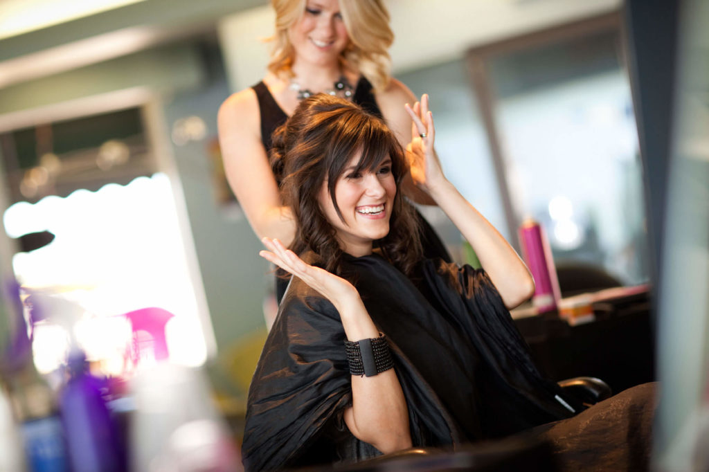 парикмахерские услуги мужская женская парикмахерская
