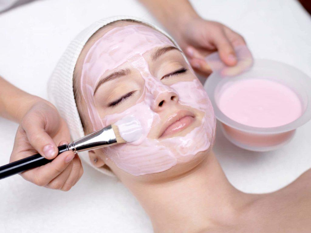 косметические процедуры для лица в салоне стоимость процедур салонах красоты